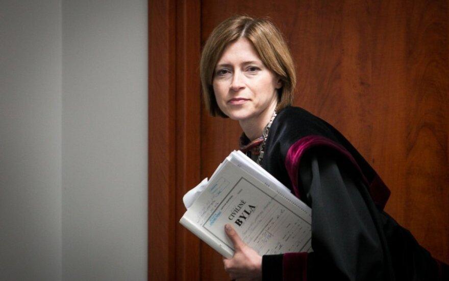 """Teisėja Lidija Valentukonytė nurodė uždaryti """"Laisvą laikraštį"""""""