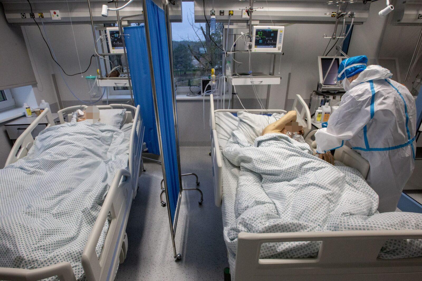 """Nendrė Černiauskienė : Apie """"perpildytas"""" ligonines"""