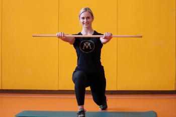 Funkciniai pratimai, kurie padės sustiprinti kūną ir atsikratyti nereikalingų kilogramų (video)