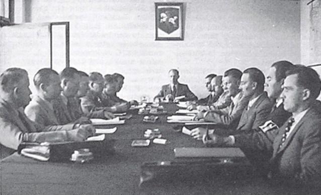 Komunalinio ūkio ministerio Vytauto Žemkalnio dokumentas dėl negrąžintino turto žydams
