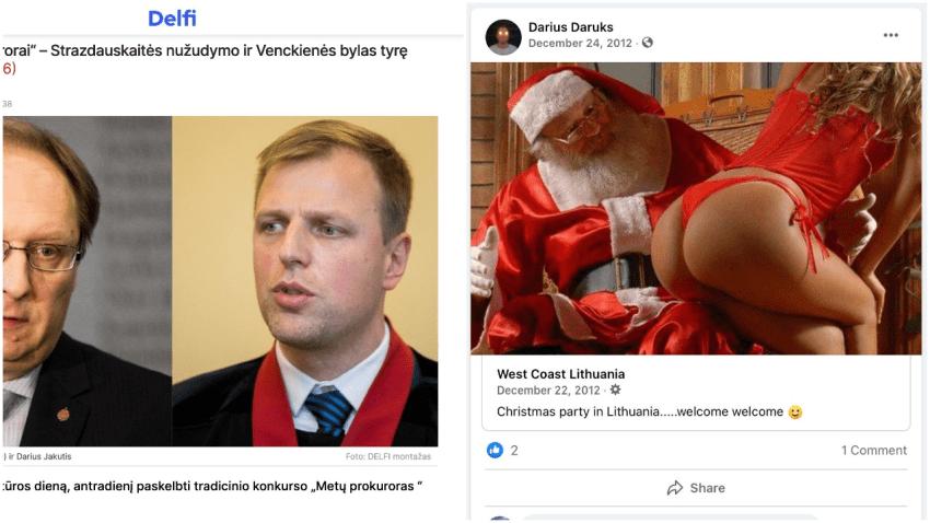 """""""Metų prokuroras"""" Darius Jakutis atspindi šios organizuotos gaujos lygį"""