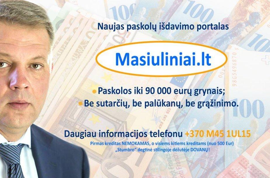 Eligijus Masiulis bus išteisintas, nes nesuprato, kad ėmė kyšį, o R. Kurlianskis, kuris suprato, kad davė kyšį, bus pasodintas?