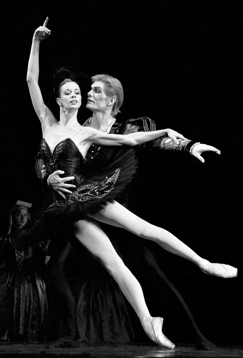 Baleto primarijus Edvardas Smalakys po skyrybų su žmona teisėja džiaugiasi, kad liko gyvas