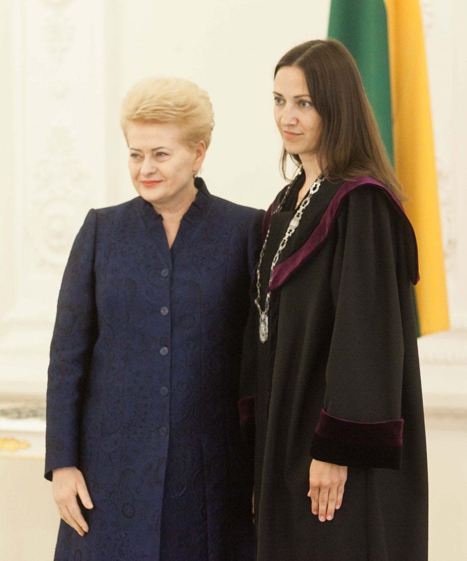 Kauno apylinkės teismo Kauno rūmų teisėja Agnė Surblienė skyrė 2500 eurų baudą ligoninėje gulinčiai invalidei už neatvykimą į posėdį