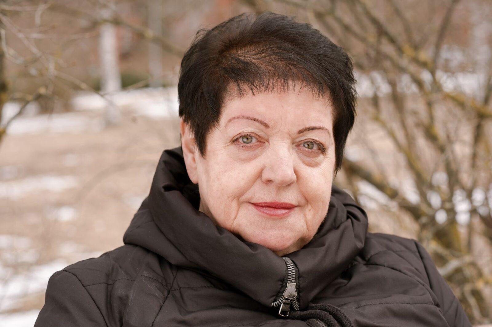Senjorė Tatjana: Netikėjau, kad vėl pradėsiu laukti savo gimtadienių