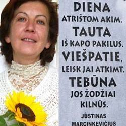 Oksana Prockailo : Padėt negalima, nubaust