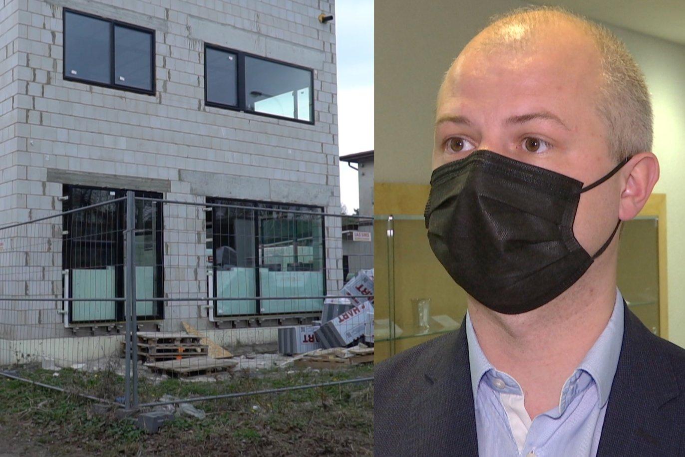 Aplinkos ministeris Simonas Gentvilas susirentė namą ant jūros kranto su verslo partneriu