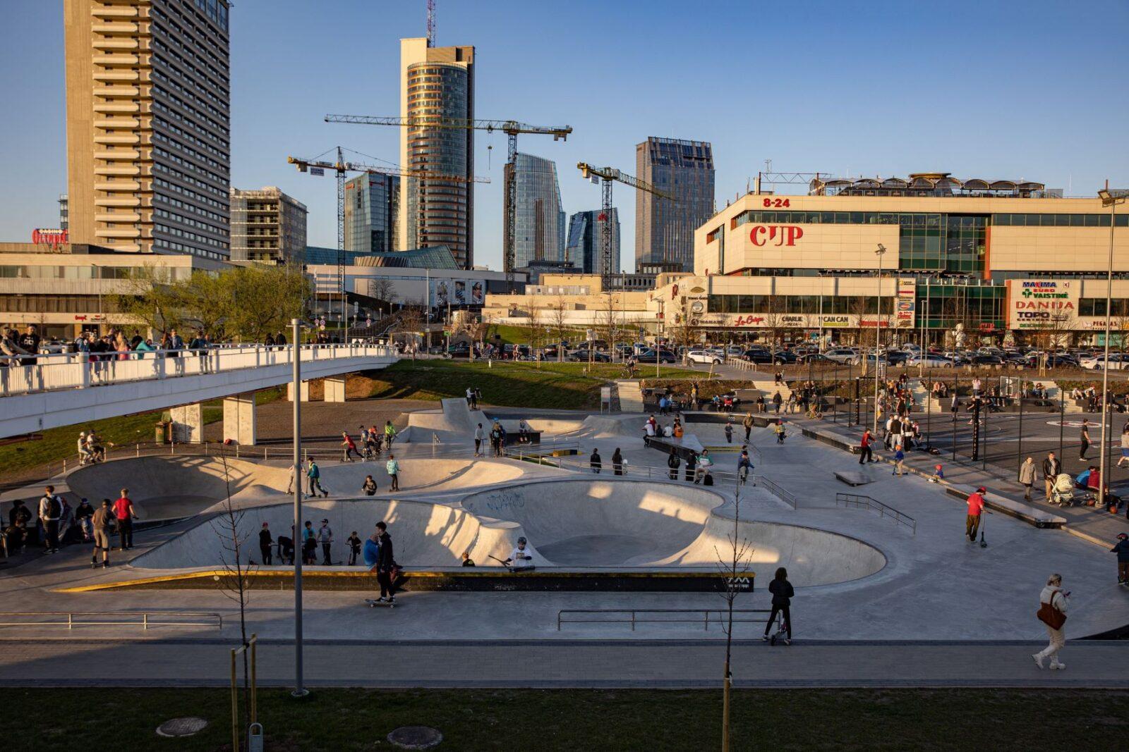 Vilnius ruošiasi gyvenimui pagal naują Bendrąjį planą