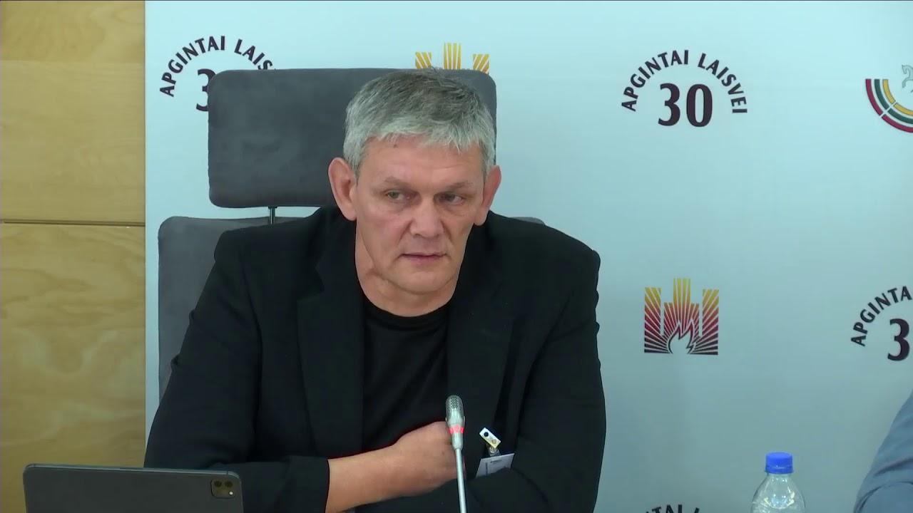 """2021-05-20 Seimo nario Aido Gedvilo spaudos konf. """"Didžiojo šeimos gynimo maršo 2021"""" ataskaita"""""""