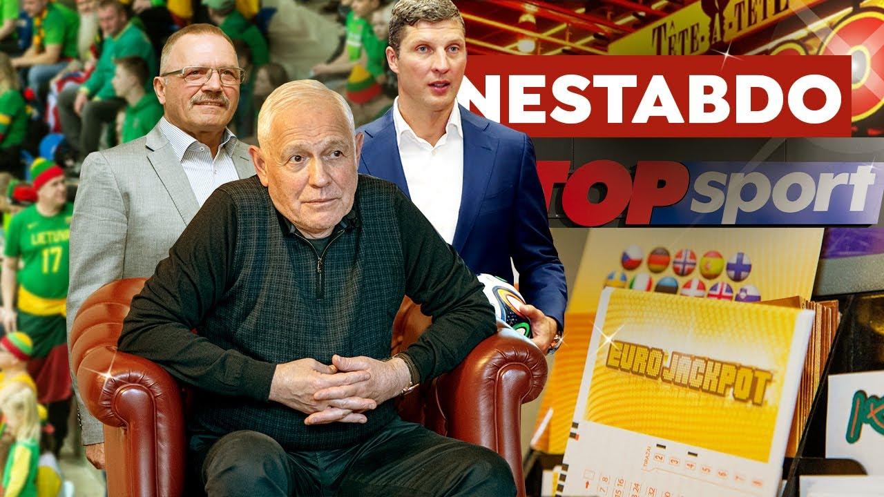 Lošimų milijonieriai - artėjam prie didelės bėdos
