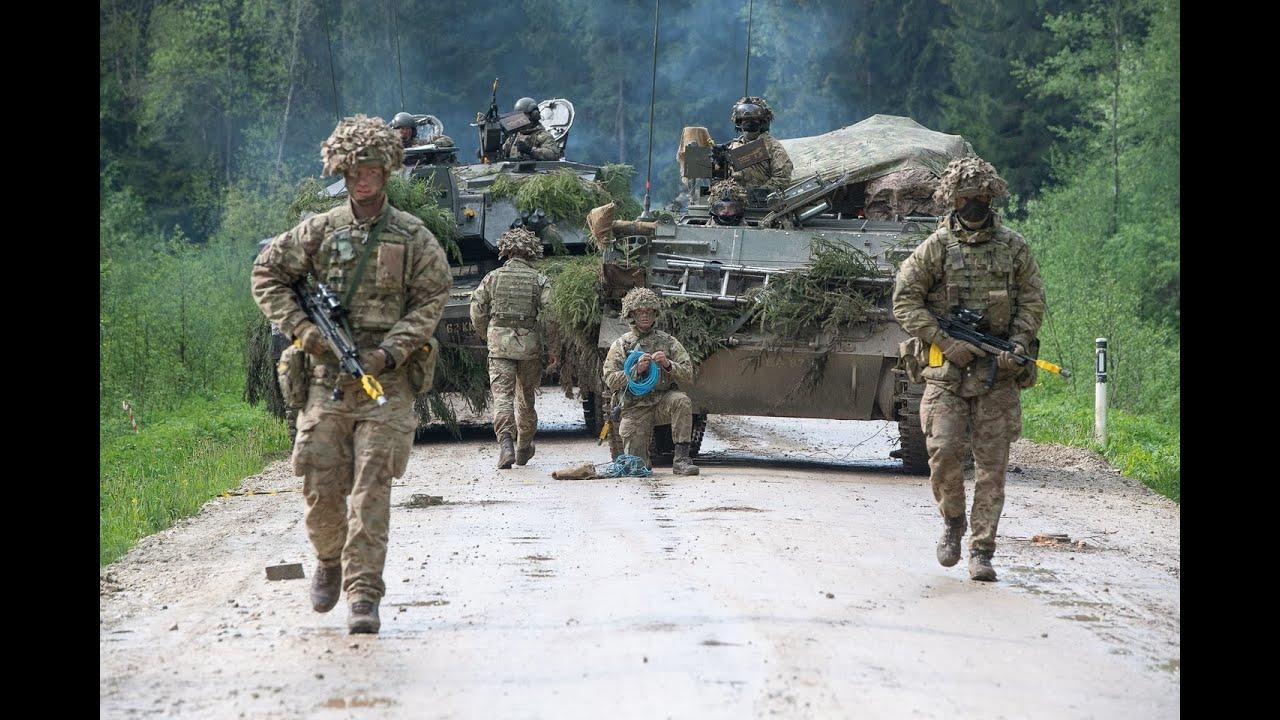 """Vakarų Lietuvoje prasideda tarptautinės karinės pratybos """"Stiprus Grifonas 2021"""""""