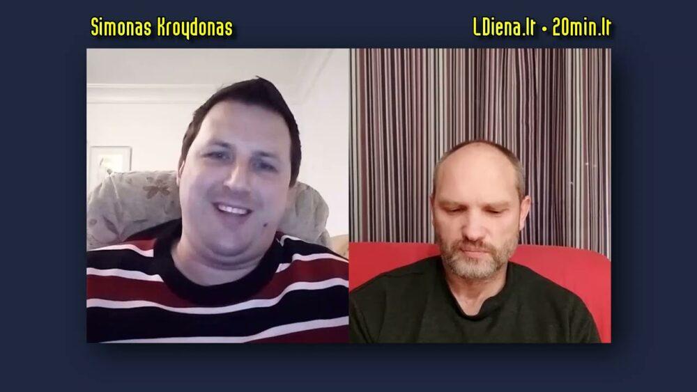 LDiena ir Simonas Kroydonas #2 • Pagrobimas LT ambasadoje, banditiškas režimas, prokurvatūra ir t.t.